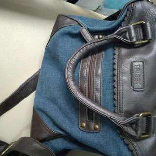 Triset Denim Bag