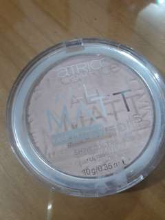 Catrice all matt shine control powder
