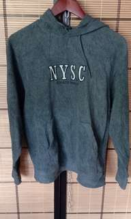 NYSC GRAY HOODIE (M)