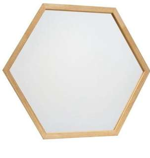 Minimal Hexagonal mirror
