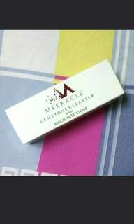 (NEW RM 40 including postage to Semenanjung) Meeracle Gemstone Cleanser 50 ml