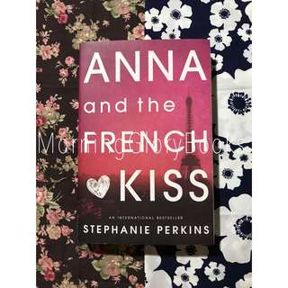 ANNA AND THEFRENCH KISS