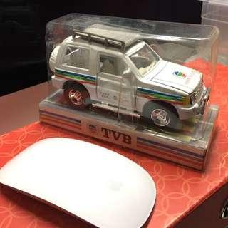 TVB 新聞採訪車 - 90年代產品