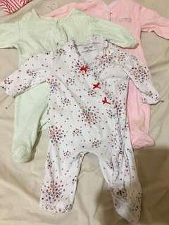 Pajama bundle 3mo