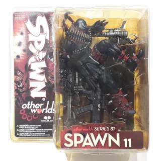 Spawn 11 (Series 31 - Other Worlds) - McFarlane