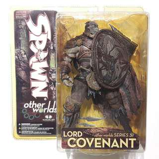 Lord Covenant (Spawn Series 31 - Other Worlds) - McFarlane