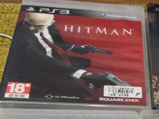 🚚 PS3-HITMAN