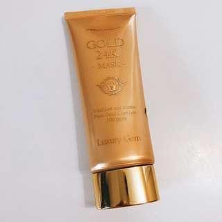Tonymoly gold 24k mask luxury gem