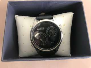 Timex Axis Casual and Formal Watch Dual Clock For Men