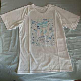 [買多平多] Unisex Size S Running T-shirt