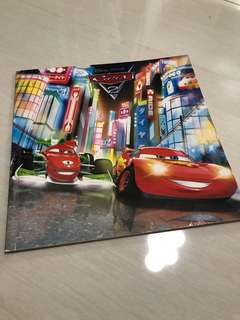Cars 2 story book