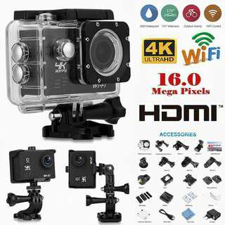 4k spot cam with remote