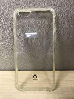 iPhone 6- transparent casing