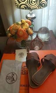 Hermés oran sandal