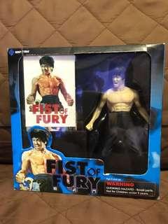全新 港版 李小龍 Bruce Lee 龍爭虎鬥 Fist of Fury 精武門 功夫 死亡遊戲 盒裝 Figure 景品