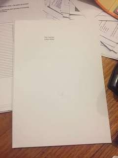 The Crucible book script
