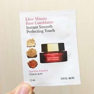 (1包)Clarins 瞬效零毛孔美肌霜 Instant Smooth Perfecting Touch (1.5ml 試用裝 sample)