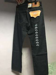 Levi's 501 jeans for teens