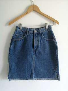 💲H&M Denim Skirt