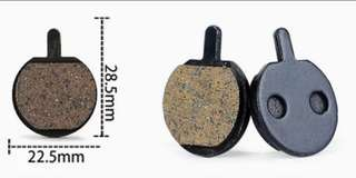 Bicycle eScooter PMD Disc Brake Pad