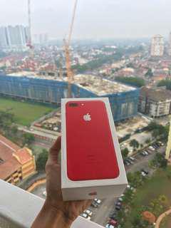 IPHONE 7 PLUS 256GB MYSET !!