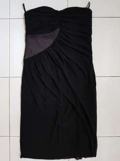 Black Tube Dress (Esprit)