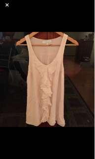 Light pink forever new dress size 10