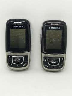 Samsung SGH-E630C