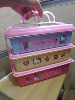 Hello Kitty picnic box