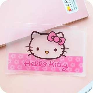 Hello Kitty 咭套@5