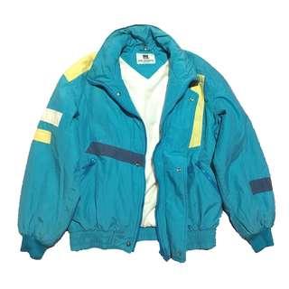 Light Blue Windbreaker / Jacket