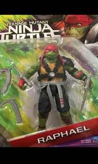 Racheal ninja turtles