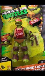 Micheal Angelo ninja turtles toy