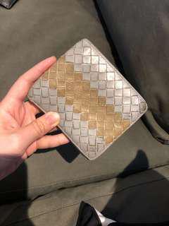 Authentic Bottega Veneta men's wallet
