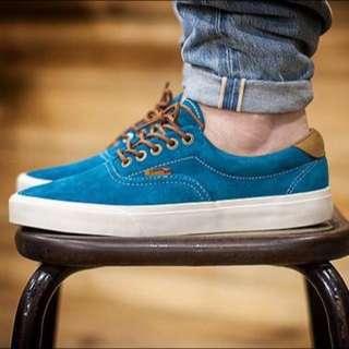 Suede New Era Vans California Shoe