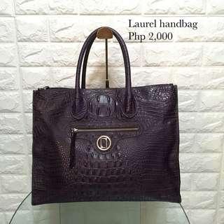 Laurél handbag
