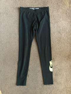 Nike Sportswear women's tights, size small