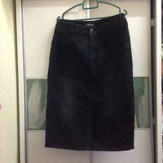 Skirt something borrowed