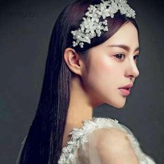 Hiasan bunga pengantin