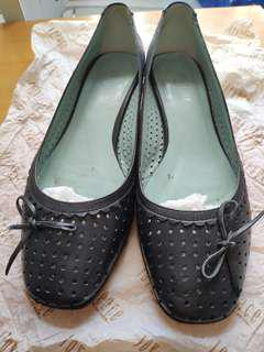 Joy & Peace Leather shoes 返工鞋 黑皮鞋size 36