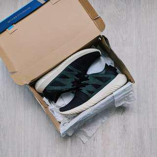 Adidas Originals Black Tubular Viral Trainers / Sneakers