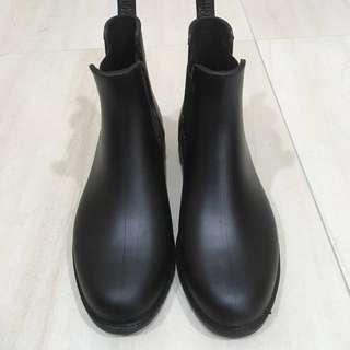 防水時尚雨靴