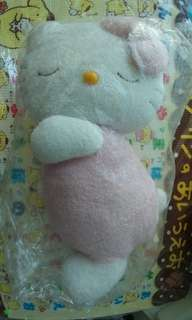 Hello Kitty 全新日版 Sanrio 40cm大公仔 攬枕 cushion