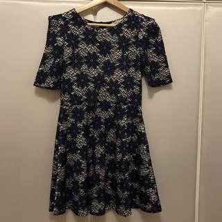 二手:日本Solo斯文裙