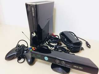 XBOX360 250G KINECT 體感