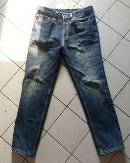 Lea jeans 606 mulus murah