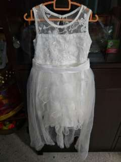 White Gown for your girl