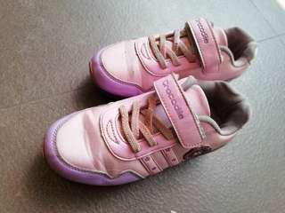 Sepatu Crocodile Pink - Ungu