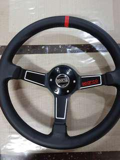 Sparco Steering Wheel (Replica)