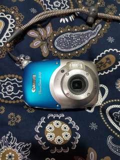 Canon Powershot D10 Underwater Camera